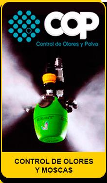 Control de olores y moscas